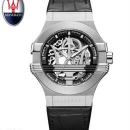 マセラティ スケルトン腕時計 ウブロビックバンが好きな方へ