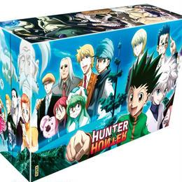 ハンターXハンター(2011) - 完全版 - DVDコンプリートボックス - 148話収録 PAL