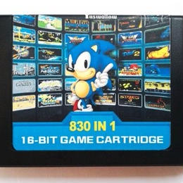 メガドライブ everdrive Sega Mega Drive Genesis 830 in 1