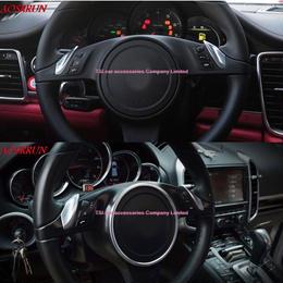 ポルシェ カイエン、パナメーラ、911 ハンドルドレスアップリング 3色