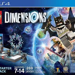 LEGO Dimensions Starter Pack PS4  レゴ・ディメンション