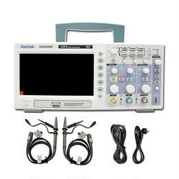 Hantek DSO5202P デジタルストレージオシロスコープ usb 200 mhz 2チャネル1gsa/s 7 'tft液晶