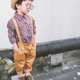 suspenders pants