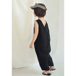 BN  Jump suit*BLACK 80~90cmのみ