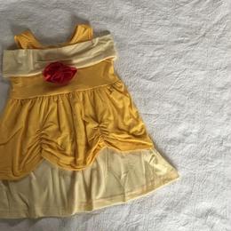 【halloween】美女と野獣 bell dress