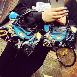 SALE ☆ ペイント Bag  中タイプ