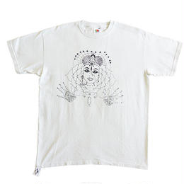 Θhpion Esoteric Tattoo T-shirts (ga004b_wht)