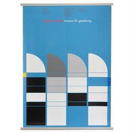 "Bauhaus Archive official poster ""Archiv1987 ott&stein"" (gp001 )"