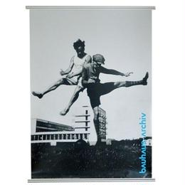 "Bauhaus Archive official poster ""sport am bauhaus 1928"" (gp005)"