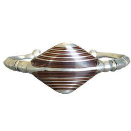 mari handmade bangle brn(gab002)