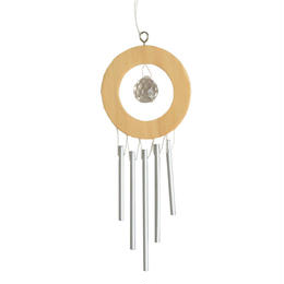 """wind chime"" crystal sun catcher  (so013)"