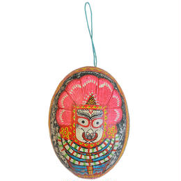 bali mask ornament (m034)