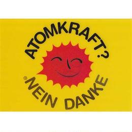 """L.M.kartenvertrieb""atomkraft? 3D animation postcard (glma004)"