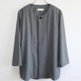 base ball shirt (man) gray