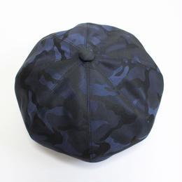 big beret (man) navy camo