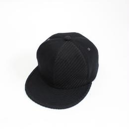 two tone baseball cap ( black&black ) ※再入荷リクエスト受付中