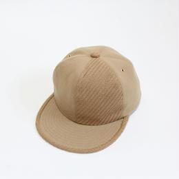 two tone baseball cap ( beige&beige ) ※再入荷リクエスト受付中