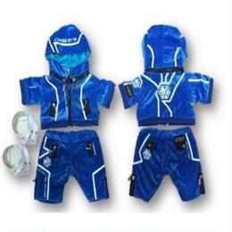 ダッフィー衣装 24karats×三代目J soul brothers BLUE IMPACT 43cm Sサイズ EXILE
