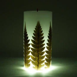 GREEN CANDLE M #42
