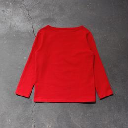 バスクシャツ /RED