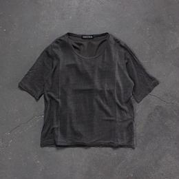 タンクトップ付き リネンTシャツ/CH