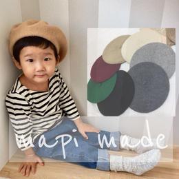 【即納】ベレー帽