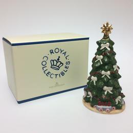 【ロイヤルコペンハーゲン】アニュアルクリスマスツリー2018 1-024-799