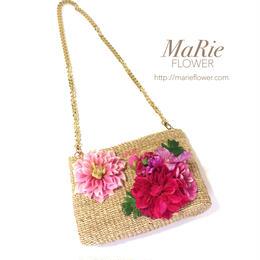 3way Clutch bag    【Pink】
