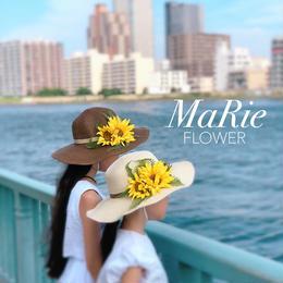 子供用 Flower hat ❤︎