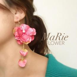 Flower accessory 【Pink紫陽花/ペタル】