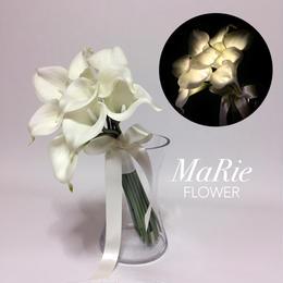Interior bouquet 【ライト付きカラーブーケ】