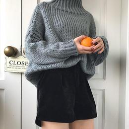 パンツ❤太ももはゆったり韓国ファッションン!ショートパンツ hdfks961025