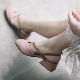 サンダル❤可愛い韓国ファッションのサンダルハイヒール hdfks961264