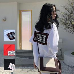 ワンピース❤韓国ファッション系でボトムスはいてもいい、シャツワンピ hdfks958086