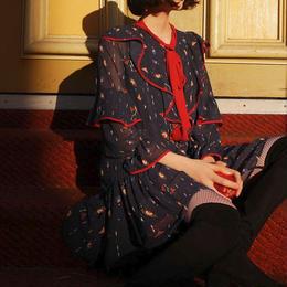 ワンピース❤レトロガーリーのおもむきある韓国ファッション! hdfks961668