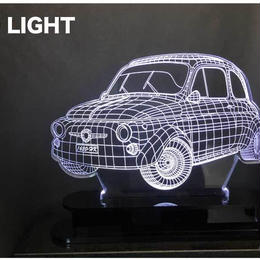 FIAT風 SMDLED LIGHT