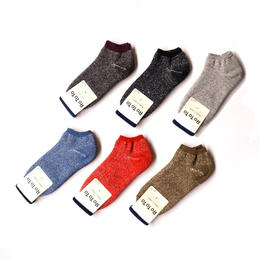 RoToTo(ロトト)/和紙 WASHI PILE SOCKS(Men's/Ladies')
