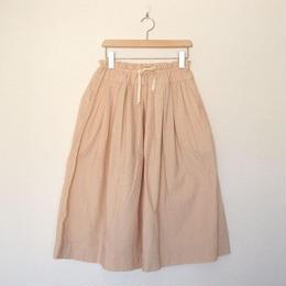 TIGRE BROCANTE(ティグルブロカンテ)/コードストライプポケットフィセルスカート キナリ