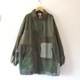 Nasngwam (ナスングワム)/ DIRECT COAT ARMY ディレクトコート Mサイズ