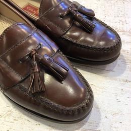 COLE HAAN tassel Loafer brown 9B