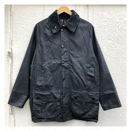 Barbour REMAKE&OIL OUT by yoused navy 【38】