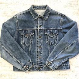 60S Lev's 557 vintage denim jacket