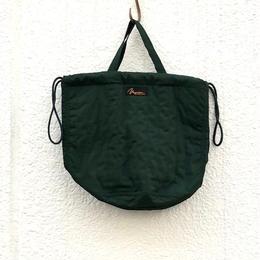 QUILTING PATIENTS BAG NAPRON /Green