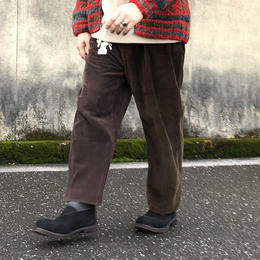 """Sunny side up(サニーサイドアップ)/Unisex Remake 2 For 1 """"Codyroy Trousers """"brown size4-2"""