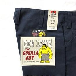 BEN DAVIS USA企画 Gorilla Cut Pants ネイビー