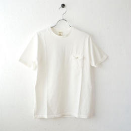Jackman(ジャックマン) /US Cotton Pocket T-Shirt ホワイト