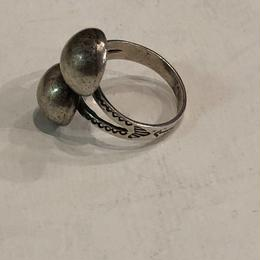 vintage native sterling silver製 ring