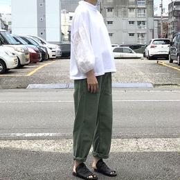 Sunny side up (サニーサイドアップ)/ remake 2for1 ベイカーパンツsize2