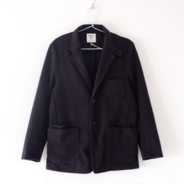 Jackman(ジャックマン) / Jersey Jacket Dark Navy    jm8760