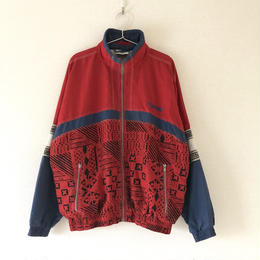 hummel(ヒュンメル)  nylon jacket USA古着/USED